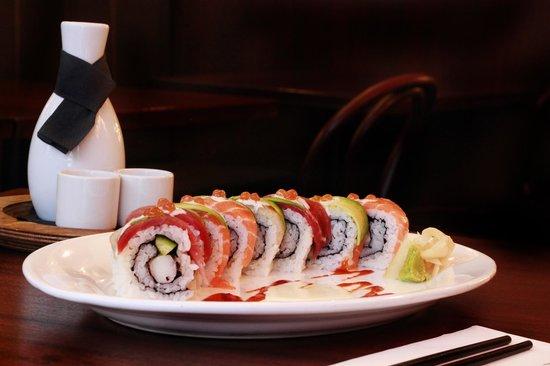 写真Yamamori Sushi枚