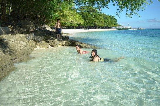 Beach Area Picture Of Isla Reta Beach Resort Samal