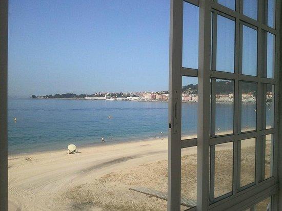 Hotel Playa:                   Vista desde la terraza