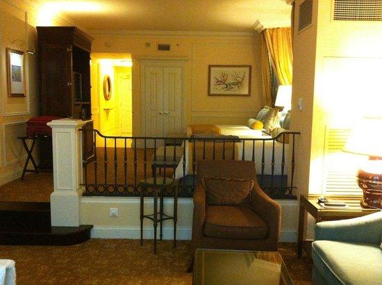 The Venetian Macao Resort Hotel:                                                       Luxorious Room