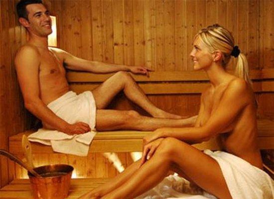 Olympic Beach Gym : disfruta de nuestra Sauna