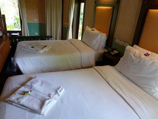 Mangosteen Resort & Ayurveda Spa:                   in der Villa