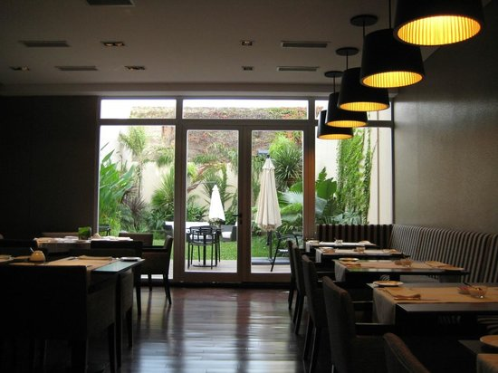 Fierro Hotel Buenos Aires:                   Dining area