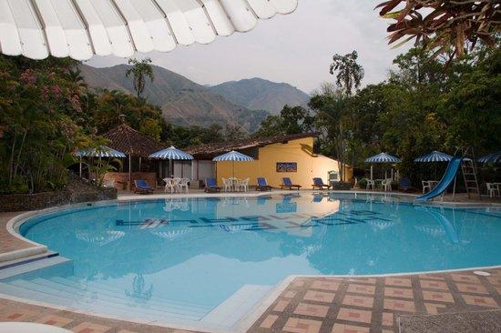 Hotel Quimbaya : Piscina Redonda
