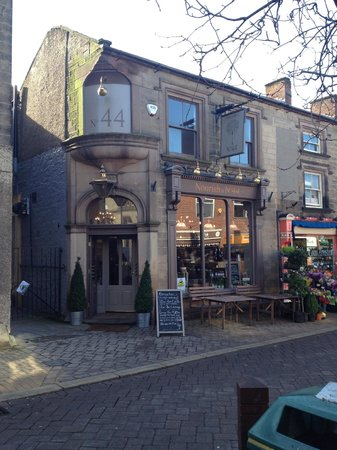 Nourish at No44:                                     Exterior Nourish at No. 44 Belper