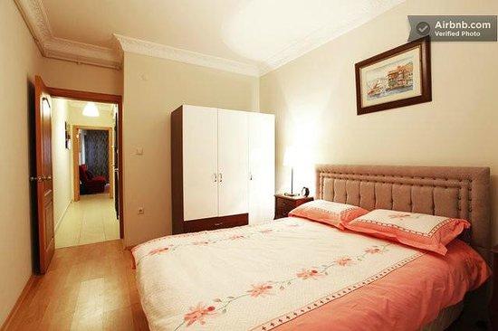 Taksim Guest Residence: bedroom