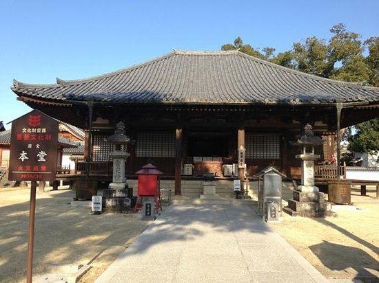 Motoyamaji temple
