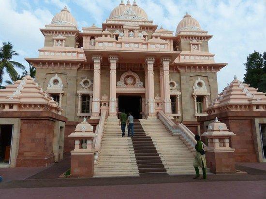 Ramakrishna Temple :                   Ramakrishna Templ