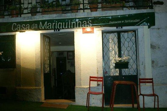 Casa Da Mariquinhas