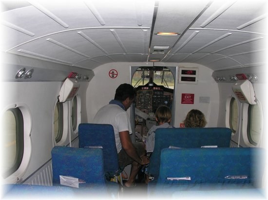 Le Domaine de L'Orangeraie Resort and Spa :                   l'aereo per prasline