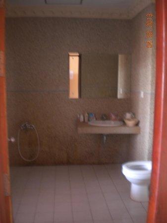 Siem Reap Temple Villa:                   Baño