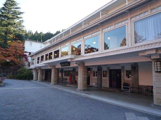 Nikko Kanaya Hotel:                   外観