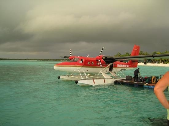 Summer Island Maldives:                   Seaplane back to Male, the most amazing experience of the holiday