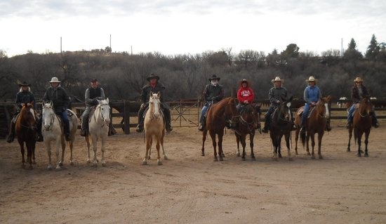 Circle Z Ranch:                   Ready to Ride