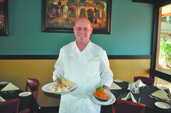 Stellini Italian Restaurant Longtime Executive Chef Ben Frazer Cooks Up Some Of The Best