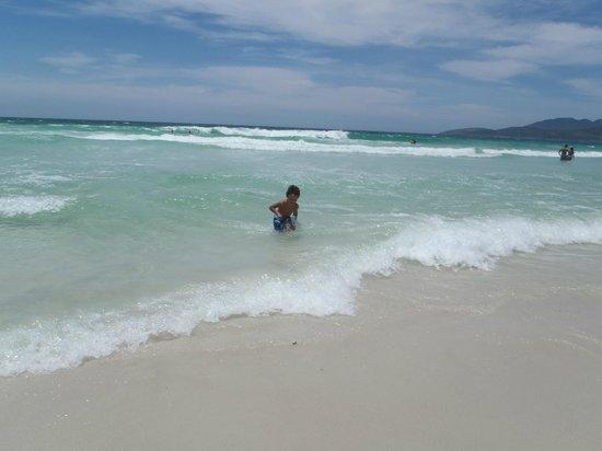 Pousada do Albatroz:                   Playa enfrente de la posada