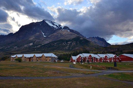 Las Torres Patagonia:                   Localização do Hotel