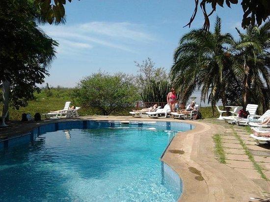 Nice pool picture of kiboko bay resort kisumu tripadvisor for Hotels in kisumu with swimming pools