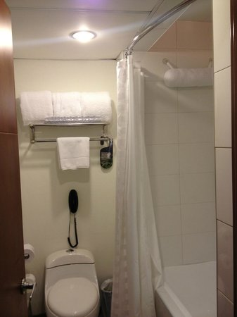 Embassy Suites by Hilton Bogota-Rosales:                   Badezimmer