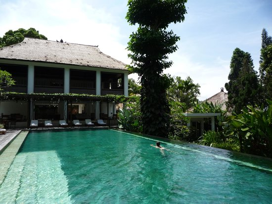Uma by COMO, Ubud:                   Pool side
