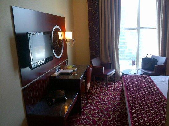 Ramee Rose Hotel:                   room