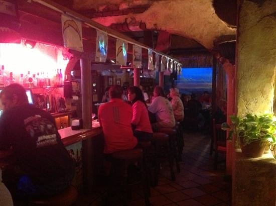 Los Vaquero's Mexican Grill :                   hanging Out At The Bar