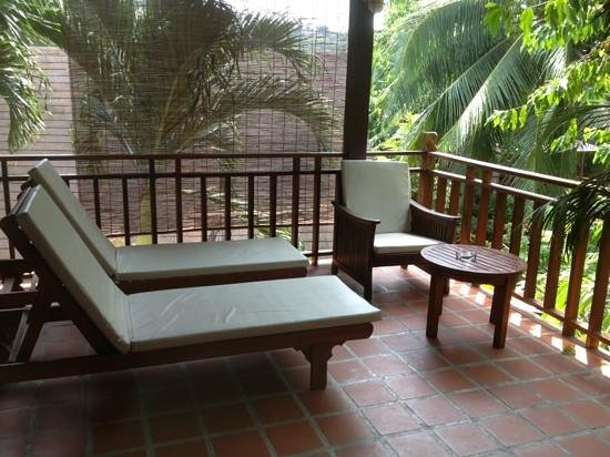 Green Papaya Resort :                   place to relax