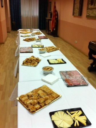 Hostal Cataluna: SALON SOCIAL