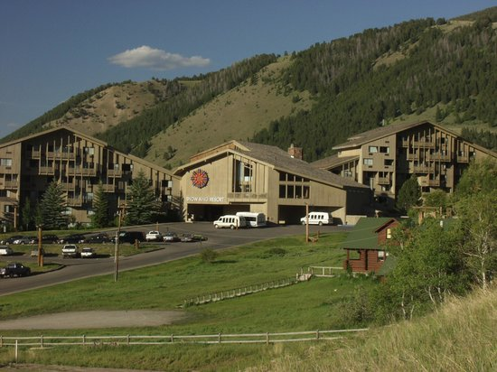 Snow King Resort: Exterior Hotel