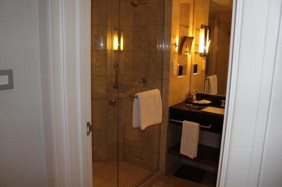 Grand Hyatt Amman:                   バスルーム