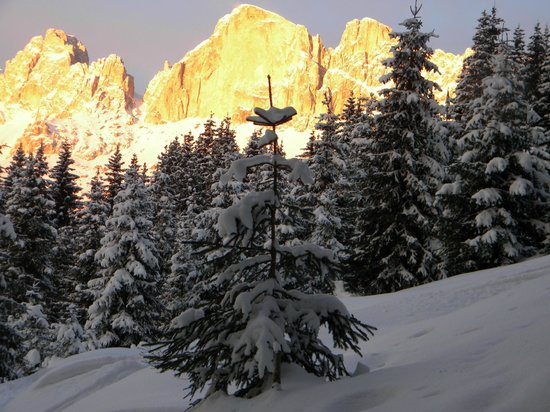 Family Hotel La Grotta:                   Il tramonto
