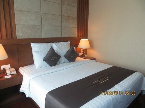 EdenStar Saigon Hotel:                                     junior suite