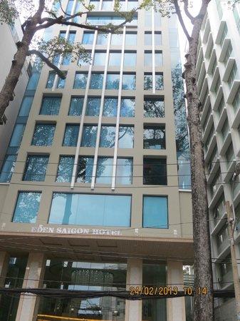 EdenStar Saigon Hotel:                                     hotel Eden Saigon