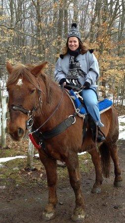 Deer Path Riding Stable :                                     Tina