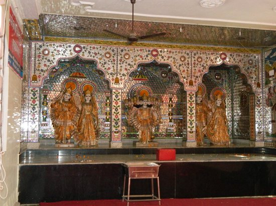 Bhadrakali Temple:                                     Side hall temple