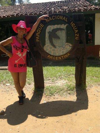 Puerto Iguazú Arts and Crafts Market:                   portal de Cataratas del Iguazu