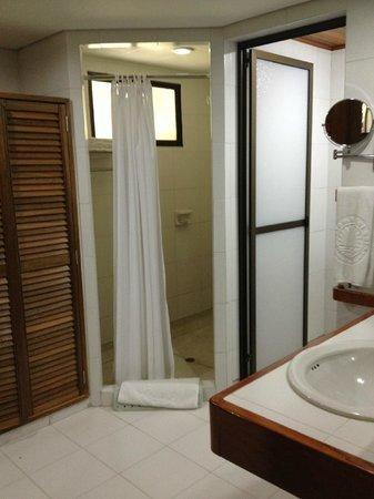 Irotama Resort: Badezimmer