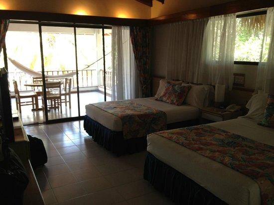 Irotama Resort: Schlafzimmer