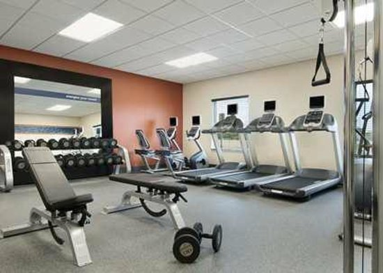 Hampton Inn Vernon : Fitness Center