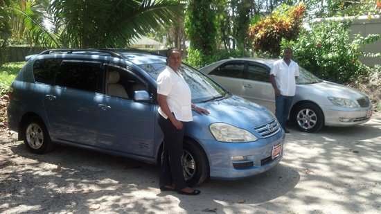 Turner Taxis and Tours Jamaica