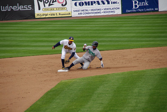 Burlington Bees Baseball