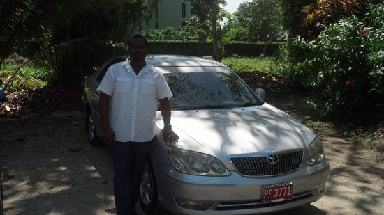 Turner Taxis and Tours Jamaica: Private Transportation