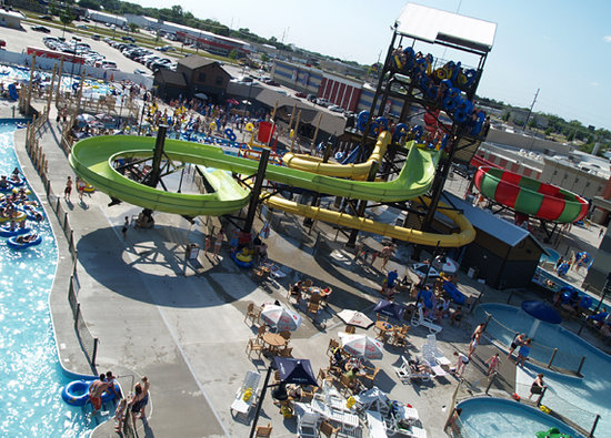 Hotels With Water Parks In Iowa City