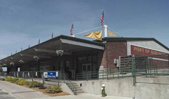 Port of Burlington Welcome Center