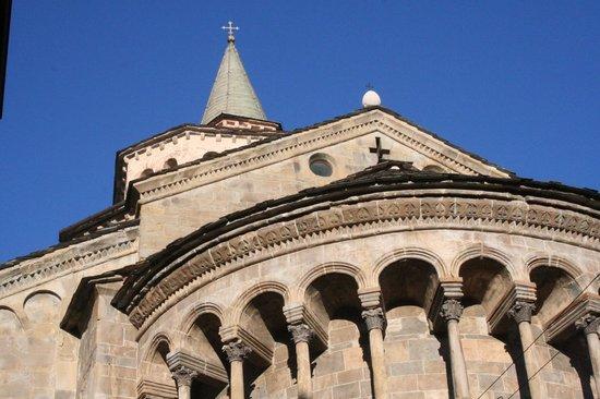 Basilica di Santa Maria Maggiore : abside