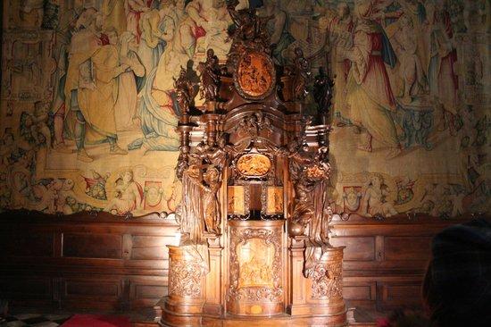 Basilica di Santa Maria Maggiore : confessionale