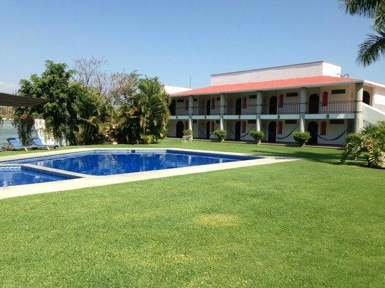 Hotel Iguanas: Edificio 2
