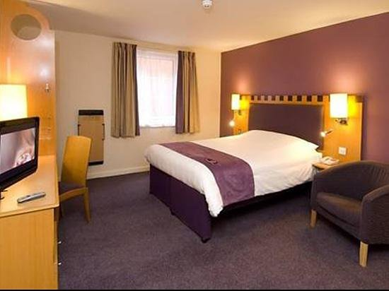 Premier Inn Blackpool (Beach) Hotel:                   Premier Inn Blackpool Central