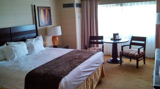 Tropicana Casino and Resort:                   South Tower Room 1763