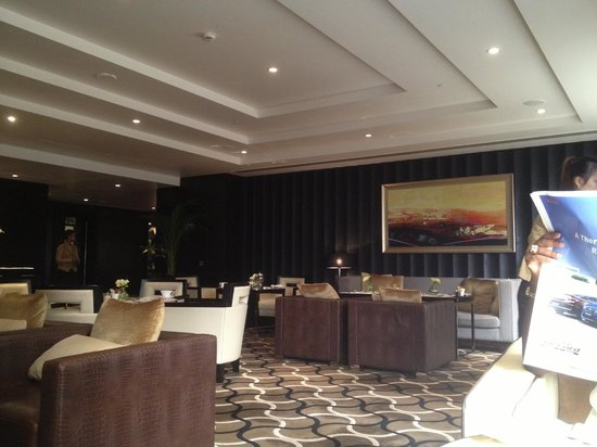 Grosvenor House Dubai:                   Lounge - Tower 2, 5th Floor